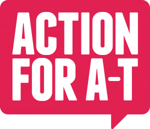 Action for A-T Logo - Funding Research into Ataxia Telangiectasia