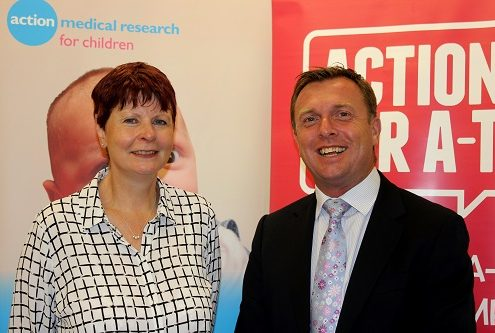 Action for A-T & Action Medical research