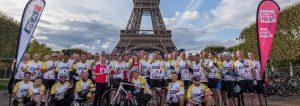 BCA Cyclists in Paris