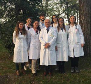 Professor Pignata & team