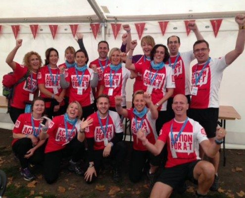 Thames Path Challenge Team