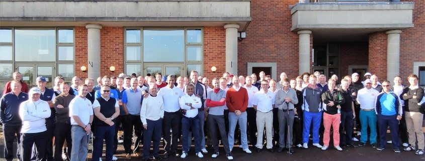 Action for A-T golf days