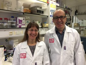 Prof Steve Jackson & Dr Rimma Belotserkovskaya