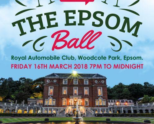 Epsom Ball Flyer