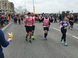 Big Push runners