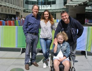 Kevin Whately & the Day Family