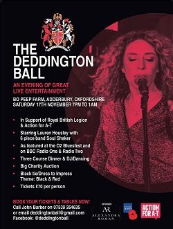 The Deddington Ball