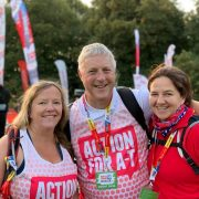 Action for A-T walkers