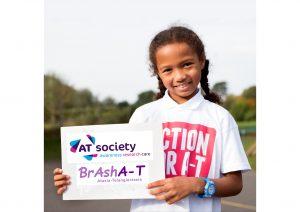 A-T Society & BrAshA-T