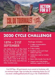 Col du Tourmalet cycle
