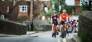 BCA cyclists