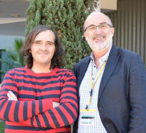 Professor Ignacio Molina & Dr García-Pérez