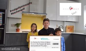 Real Golf Cheque
