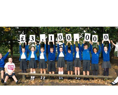 3.1 million